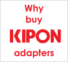 Why buy Kipon adapters